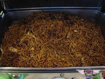 沙巴杂菜饭-炒面