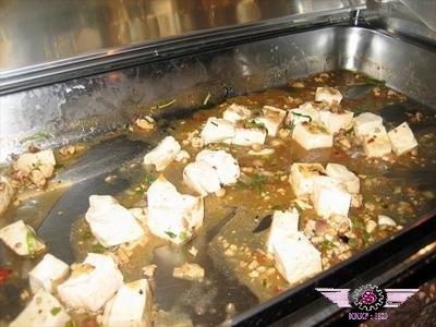 沙巴杂菜饭-豆腐