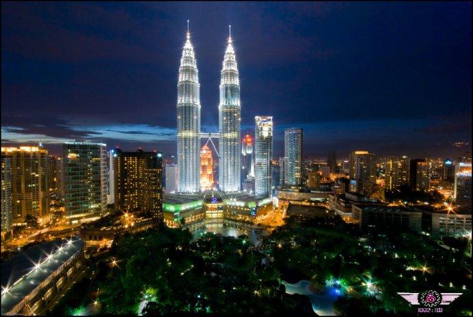 吉隆坡双塔大楼