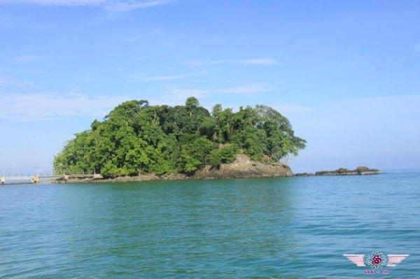 沙巴迪加岛五天四夜神秘海岛游