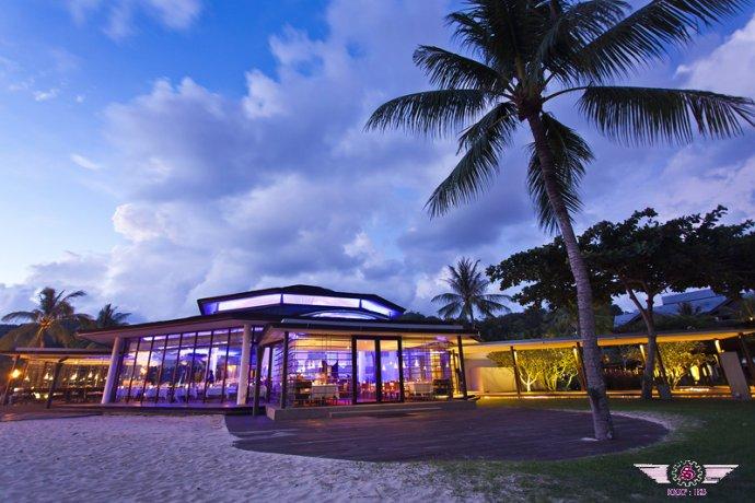 沙巴岛-观赏日落最美的地方