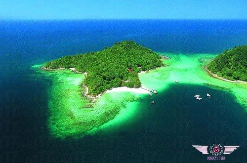 沙巴岛旅游必去景点